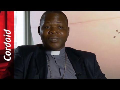Archbishop Dieudonné Nzapalainga, Central African Republic