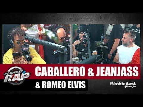 Youtube: Caballero & JeanJass & Roméo Elvis – Freestyle«J'apprécie à moitié» #PlanèteRap