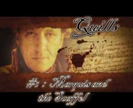 Quills Soundtrack - Marquis of the Scaffold