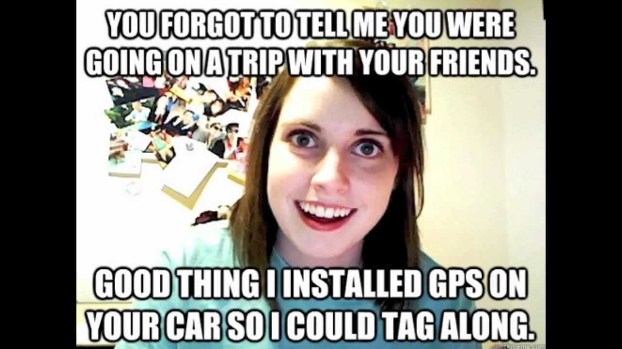 overly attached girlfriend meme eggs - photo #25