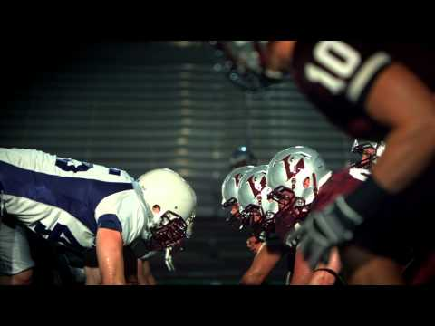 UWLa Crosse Football Commercial Featuring Rick Schaaf