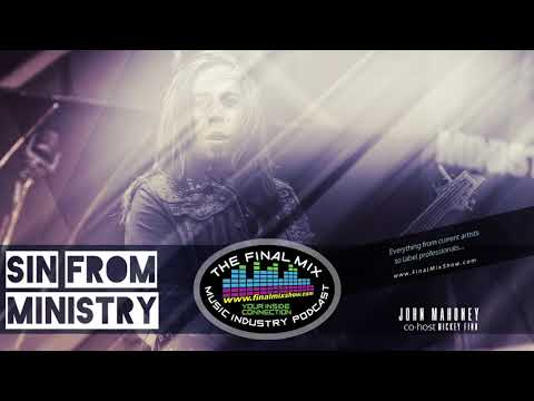 "Sin from Ministry Interview on the ""The Final Mix"" with John Mahoney & co-host Mickey Finn"