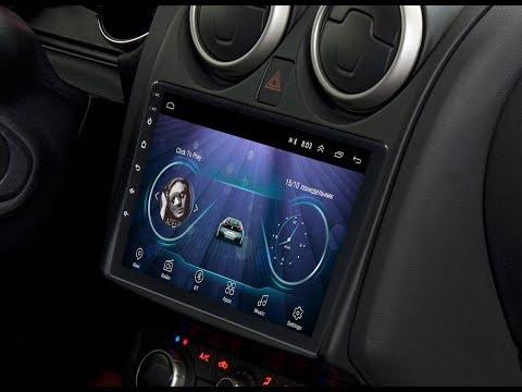 Штатная магнитола Nissan Qashqai, Dualis (2007-2014) Android TA094