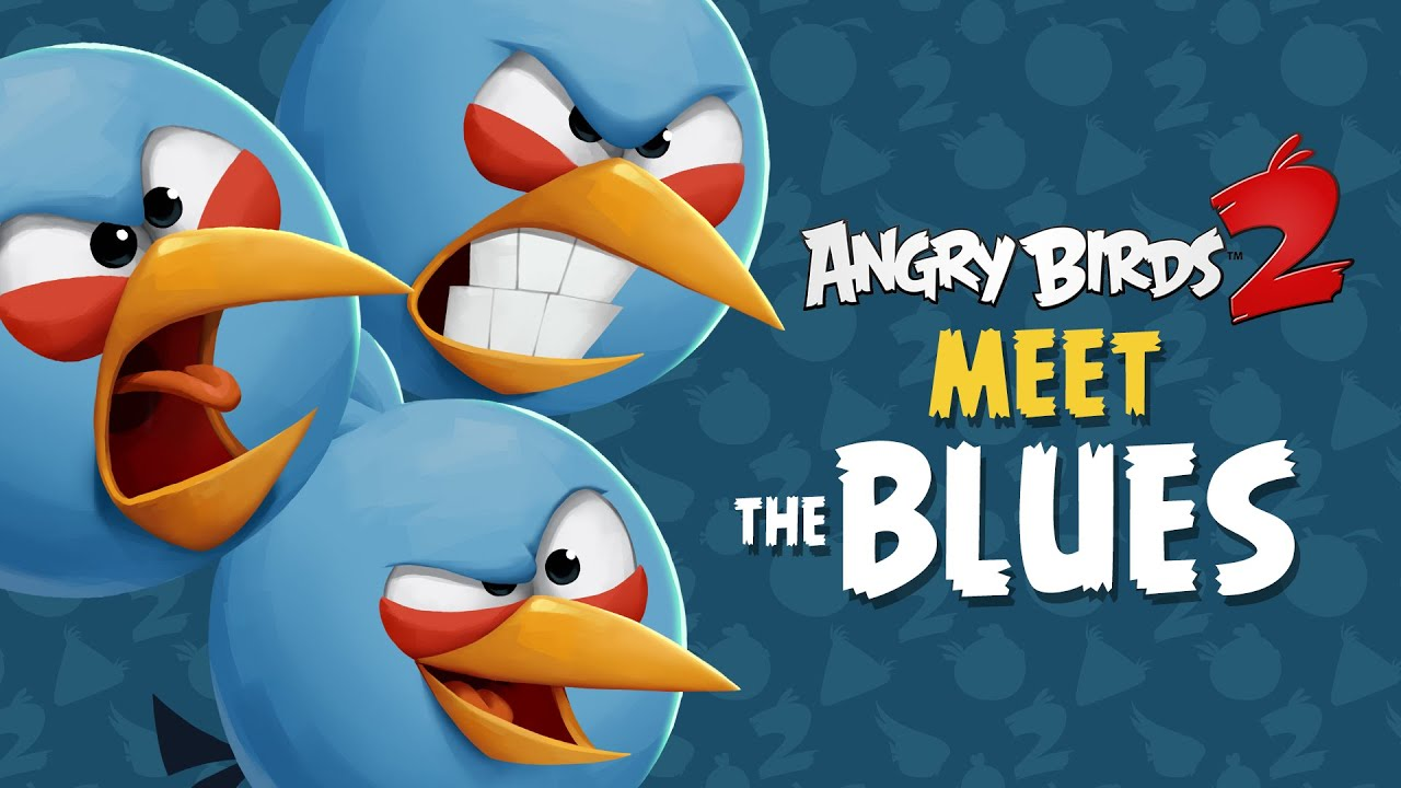 Angry Birds Blues - Trailer - YouTube