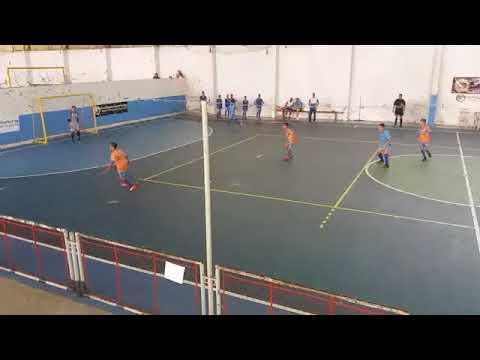 Sub14-17/03/2018 Liga Leste Futsal/Amsports x Barueri