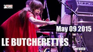 Le Butcherettes Toronto May 09 2015 Full Audio