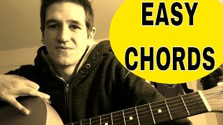 How to play Broken on Guitar: Acoustic: Seether: Easy Chords: (Lesson)