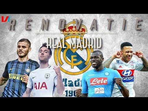 Renovatie Real Madrid: Wie Moeten de Koninklijke Kopen?