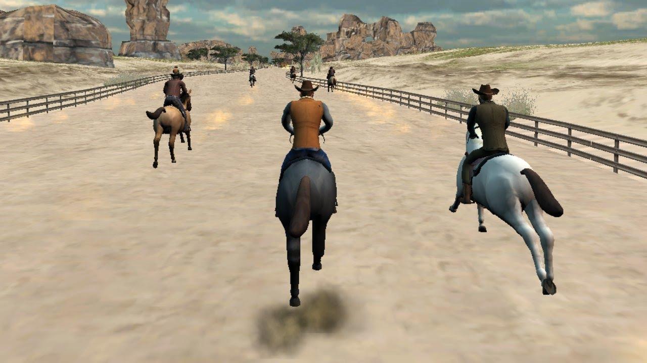 лошадиные скачки игра онлайн