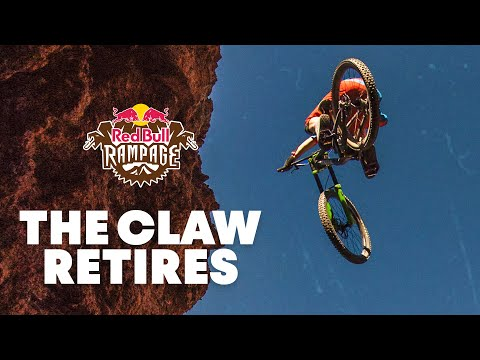 The Claw Retires  | Red Bull Rampage 2018