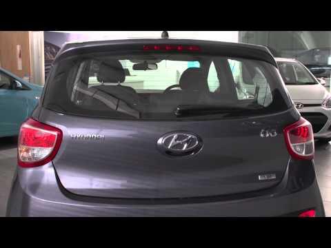 New Generation Hyundai i10