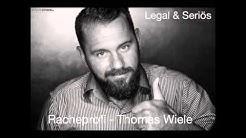 Racheprofi - Thomas Wiele Interview Radio Eins