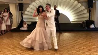 Super Cute Wedding First Dance To Marvin Gaye 39 S Ain 39 T No Mountain High Enough