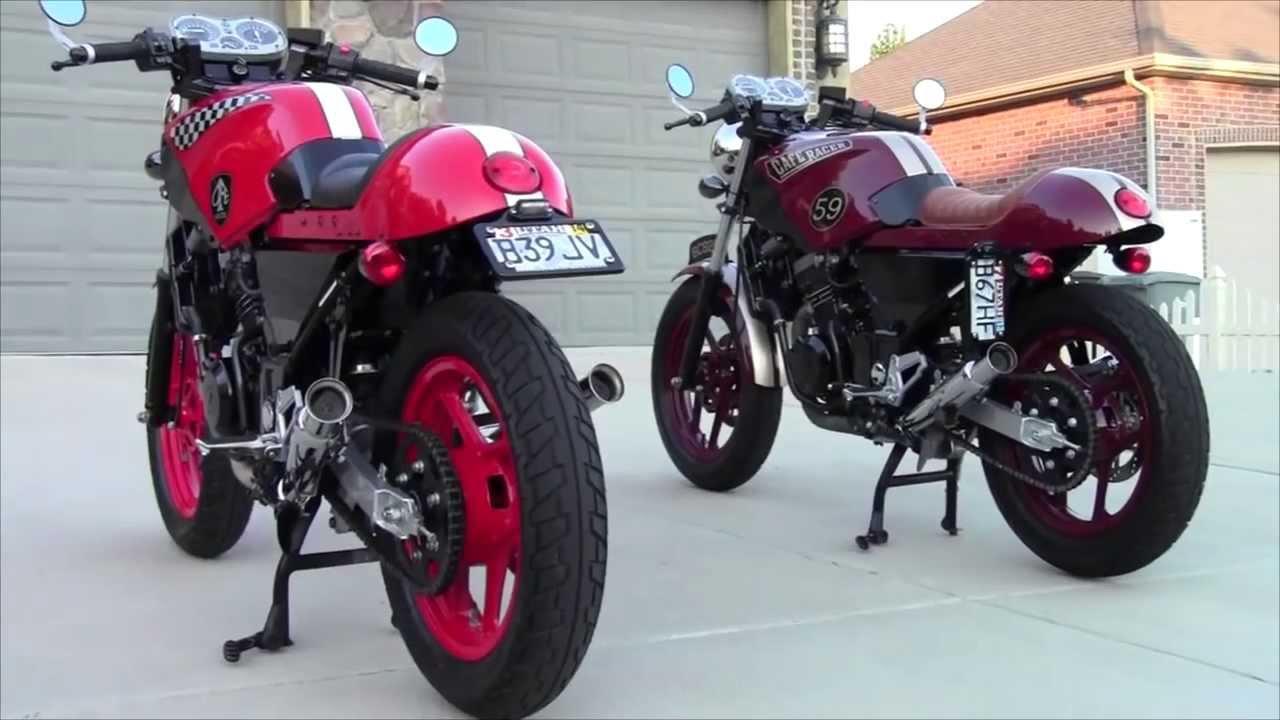 Cafe Racer Kit Walkaround Youtube