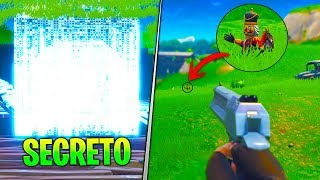**SECRET** NEW HIDDEN ROOM IN FORTNITE BATTLE ROYALE SECRET LOCATION IN FORTNITE