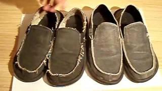 Sanuk Shoe (sorry Sandal!) Review