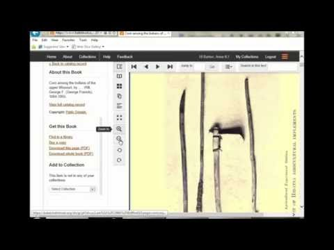 Exploring the HathiTrust Digital Library
