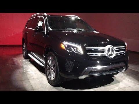 2019 Mercedes-Benz GLS Walk-Around Rockville Centre, Nassau, Long Island, New York, Queens, NY KB238