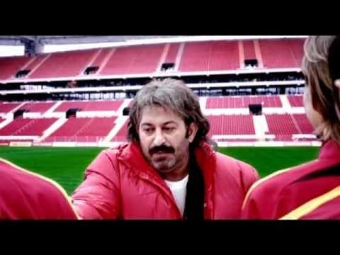 Türk Telekom Arena Stadı Cem Yılmaz Reklamı