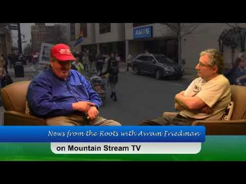 Interview of NC Activist-Teacher John DeVille