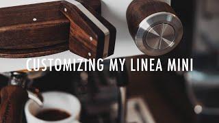 CUSTOMISING MY LINEA MINI WITH…