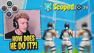 12 Minutes of Tfue AMAZED Spectating Scoped DOMINATE...