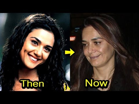 Top 8 Bollywood Actress Shocking Transformation 2018  Then and Now