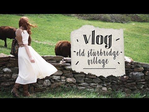 Come With Me: Old Sturbridge Village!