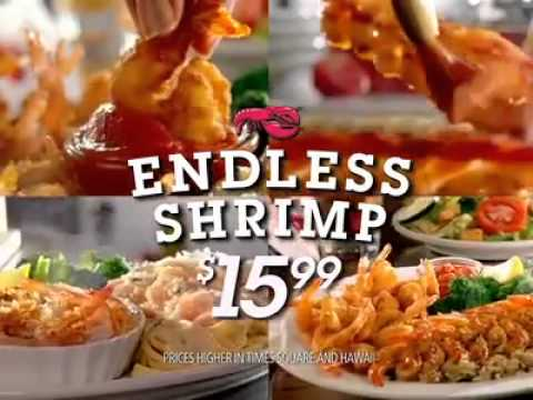 Endless Shrimp Red Lobster - YouTube