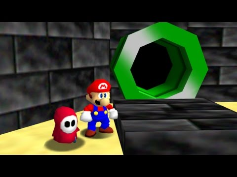 My Second Earliest SM64 Hack