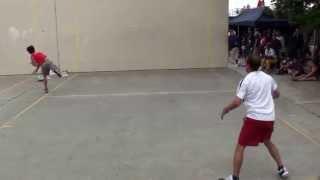 06.08.13 Semis Tyree Bastidas vs Joe Kaplan