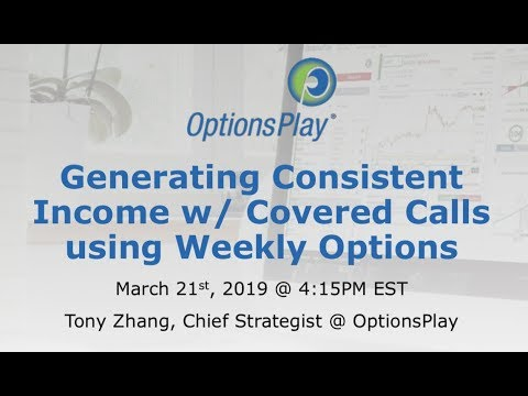 Best weekly covered call options