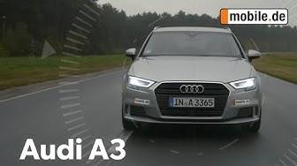 Auto-Test Audi A3 Sportback – 8V Facelift (ab 2016) - mobile.de