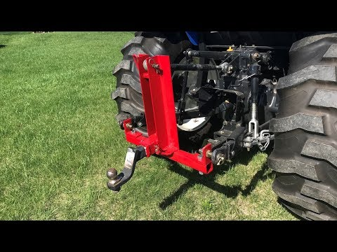 Scrap Metal Projects - 3 Point Hitch