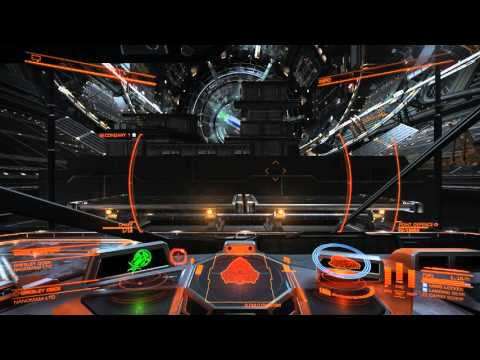 Love the music Elite Dangerous used for auto docking