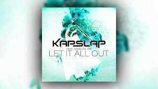 Kap Slap feat. Angelika Vee - Let It All Out (Extended Mix) [Cover Art]