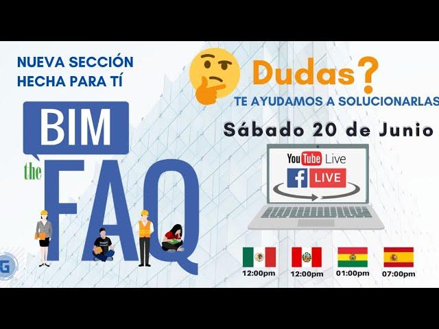 BIM The FAQ | Emisión 01