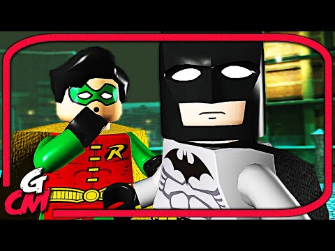 LEGO BATMAN - Film Completo ITA Game Movie 1080p