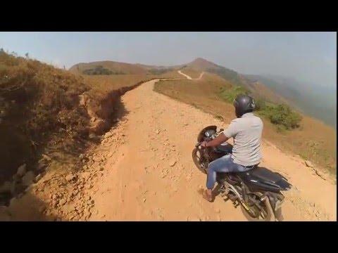 Bangalore to Madikeri | Adventure Ride Mandalpatti AKA Mugilupete | Pulsar180, Pulsar200