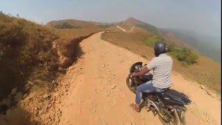 Bangalore to Madikeri   Adventure Ride Mandalpatti AKA Mugilupete   Pulsar180, Pulsar200