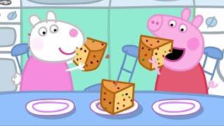 Peppa Pig Português Brasil - Delicioso! Peppa Pig