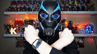 МАСКА ЧЁРНОЙ ПАНТЕРЫ ОТ Marvel Legends! | Мстители 4