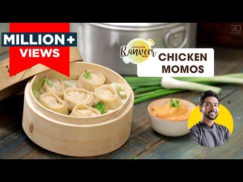 Chicken Momos | चिकन मोमो | Chef Ranveer Brar