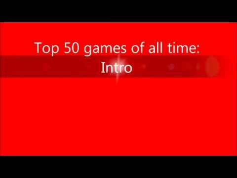 Gamer LIfe - Top 50 Games Intro