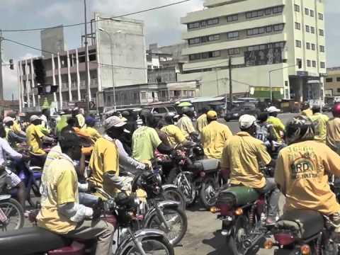 Benin Connexion - dérive Connectée - Cotonou/W-Africa