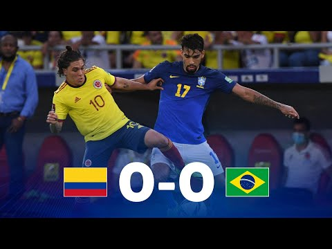 Colombia Brazil Goals And Highlights