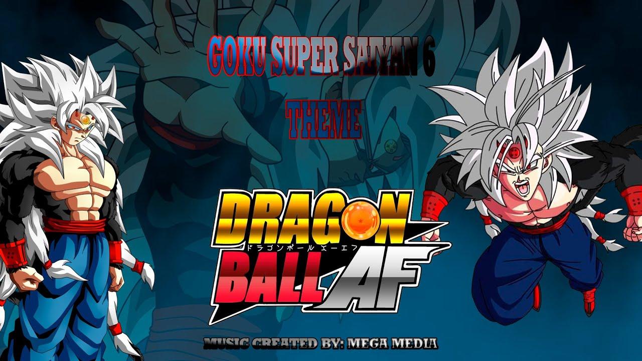Download Goku Super Saiyan 6 Theme - Dragon Ball AF