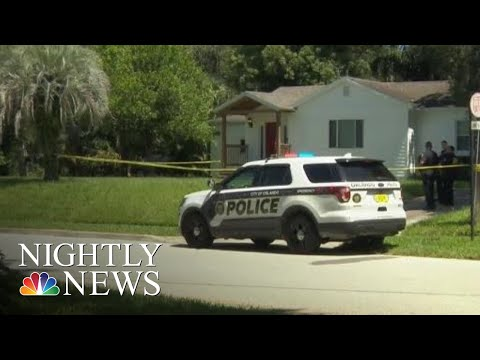 3-Year-Old Boy Dead After Getting Trapped Inside A Washing Machine | NBC Nightly News