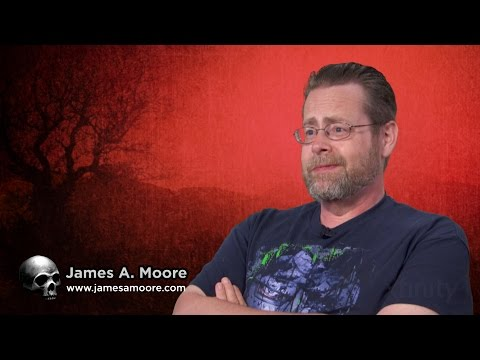 Horror Writer Profile: James A. Moore