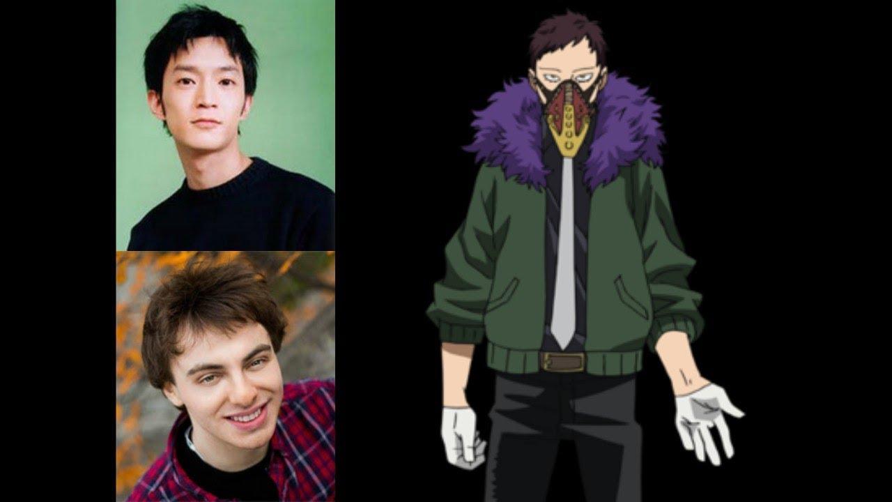 Anime Voice Comparison Overhaul My Hero Academia Youtube Anime voice actor & seiyuu comparison. anime voice comparison overhaul my